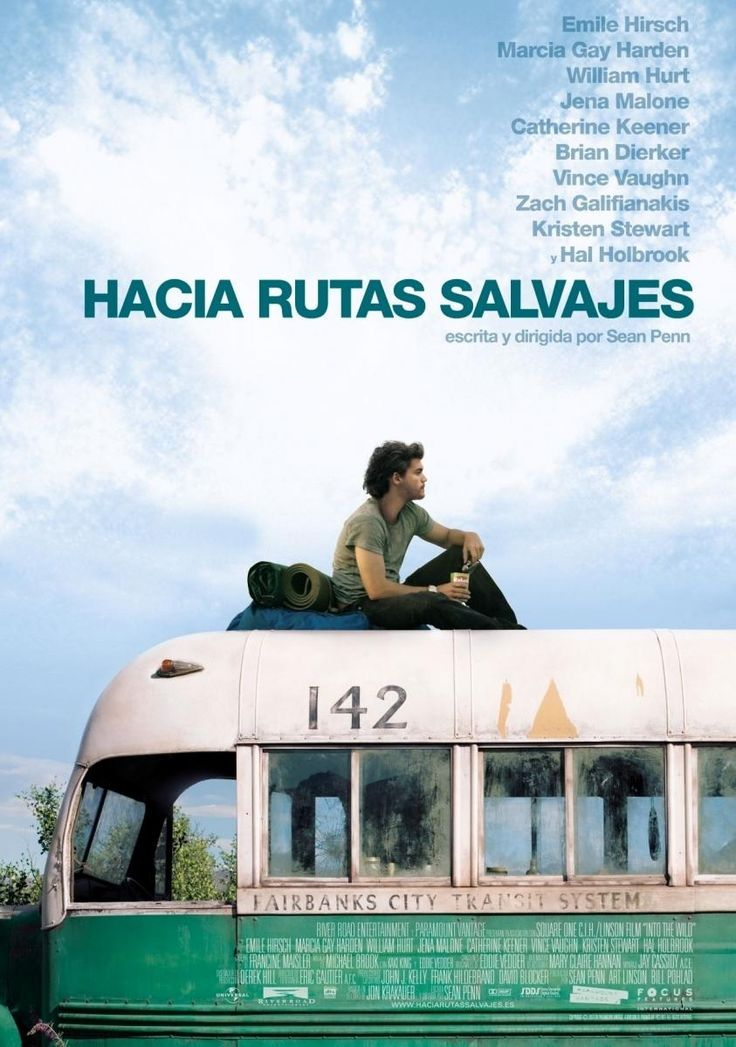 Hacia rutas salvajes (2007) EEUU. Dir: Sean Penn. Drama. Aventuras. Road Movie. Baseado en feitos reais - DVD CINE 1429