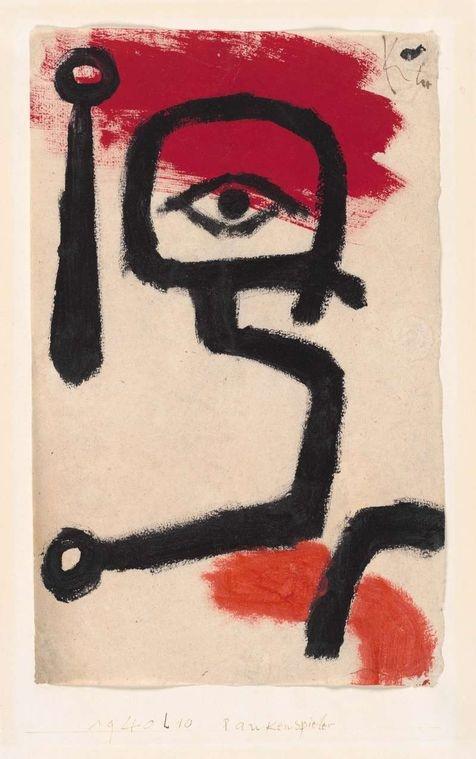 Paul Klee, Timbalier, 1940. - Berne, Zentrum Paul Klee (Peter Lauri, Berne /