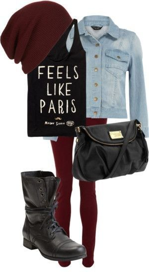 School outfit!!