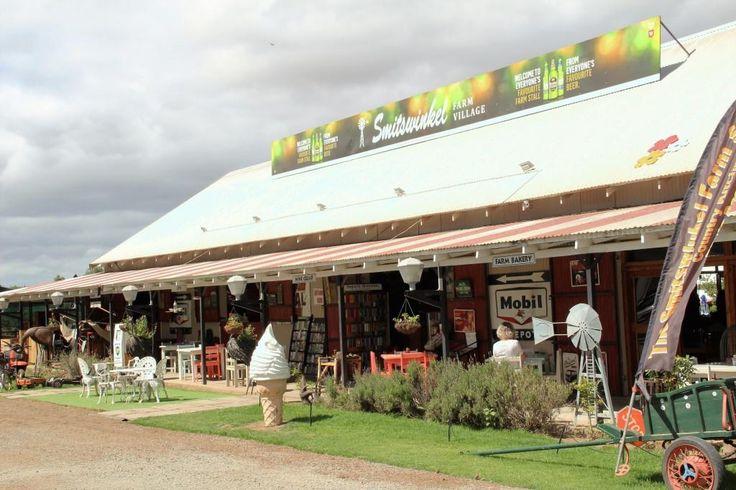 Oudtshoorn - Smitswinkel Restuarant & Farm Stall
