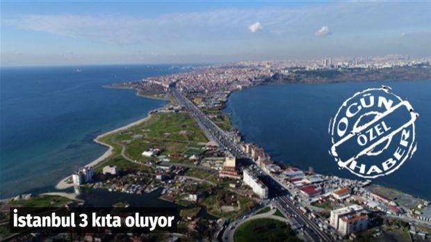 Kanal İstanbul Projesinin güzergahının netleşmesiyle projenin bulunduğu Küçükçekmece, Başakşehir ve Arnavutköy bölgesine Türk yatırımcıların ilgisi artarken, yabancı yatırımcılarda arazi almaya başladılar.