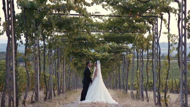 Wedding in Tuscany - Chianti - Italy - Borgo San Felice | J + M - Trailer
