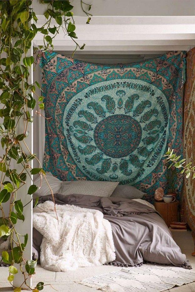 50 Schlafzimmer Ideen im Boho Stil