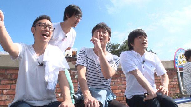 「青春バカリズム」東京03とマザー牧場で気ままに遠足(画像 4/6) - お笑いナタリー