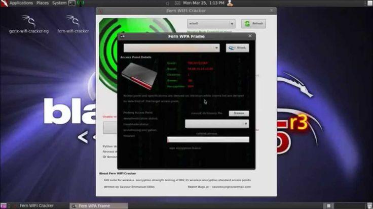 Fern Wifi Cracker WPA2 SKZONE CO IN