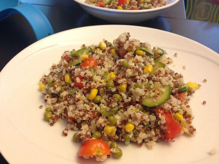 Ricette quinoa con il bimby