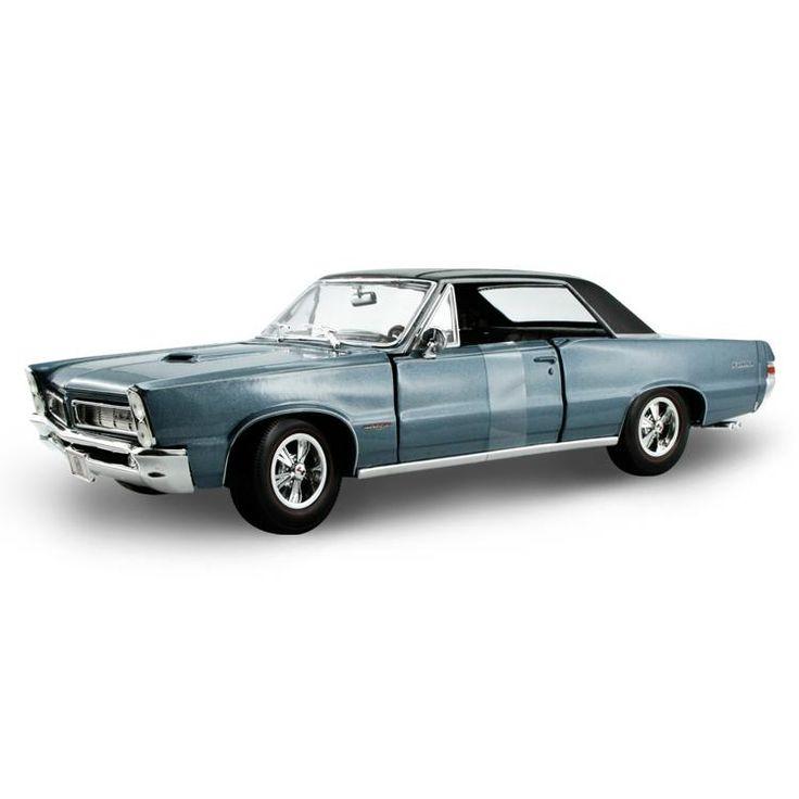 Maisto 1965 Pontiac Gto Araba 1:18 Model Araba Special Edition Mavi  #klasik #model #araba #bitirimoyuncak
