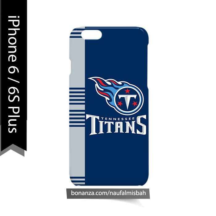 Tennessee Titans Line iPhone 6/6s PLUS Case Cover Wrap Around
