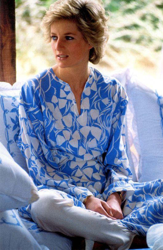 Diana via Patrick Humphreys