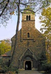 Monastery on Maragaret Island Budapest