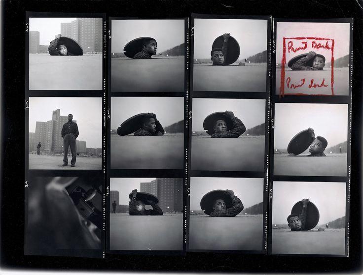 Gordon Parks and Ralph Ellison's Collaborative Visions of Harlem