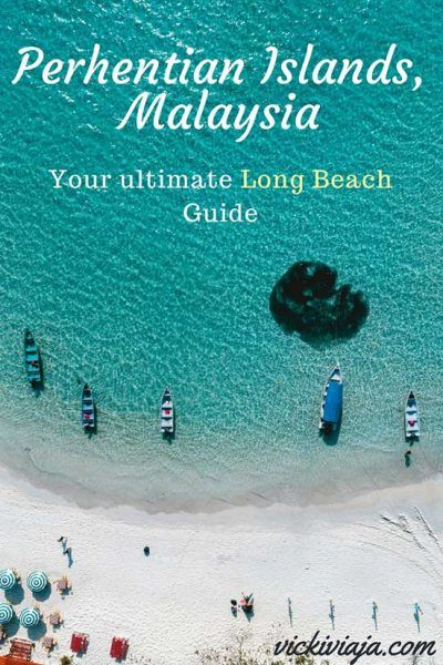 Your Ultimate Guide To Long Beach In The Perhentian Islands, Malaysia
