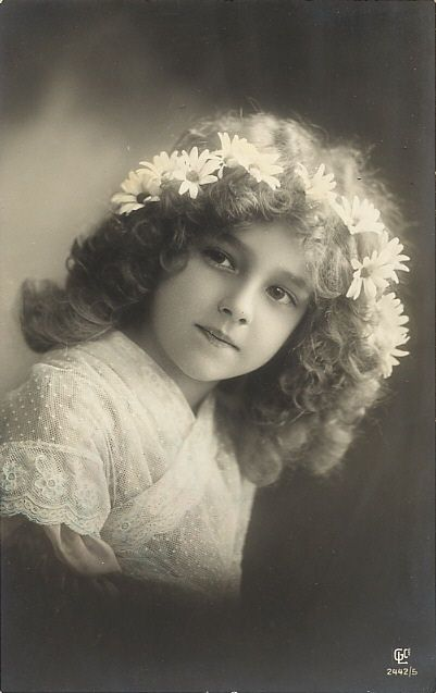 grete reinwald.- child model
