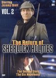 The Return of Sherlock Holmes, Vol. 2: The Second Stain/The Six Napoleans [DVD]