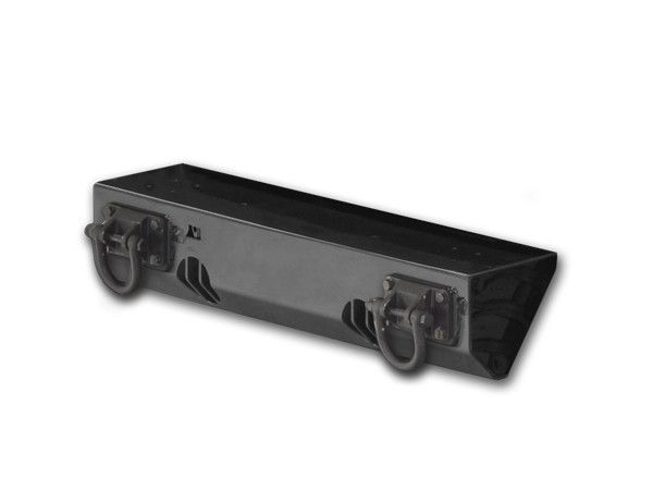 XHD Non-Winch Mount Front Bumper; 07-16 Jeep Wrangler JK