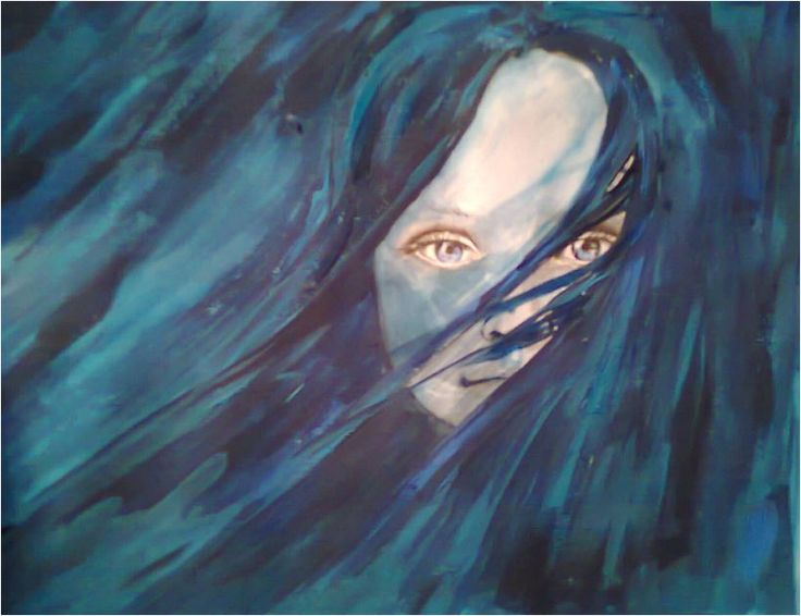 Blue Stage 2 by Sonya2427.deviantart.com on @DeviantArt