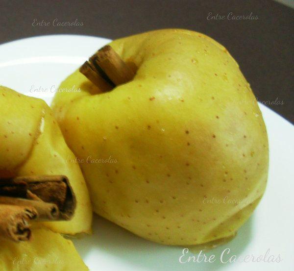Entre Cacerolas: Manzanas Asadas con Canela