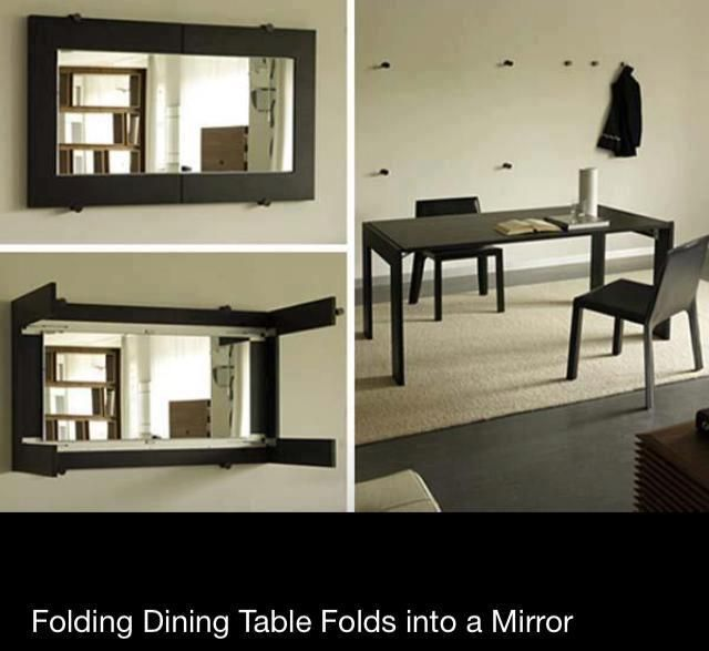 22 best Hideaway images on Pinterest Woodwork Folding tables