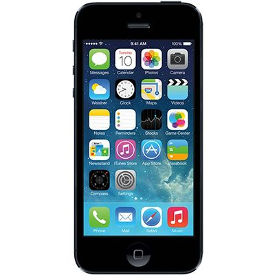 Refurbished iPhone 5 from Mad Hat Mobiles