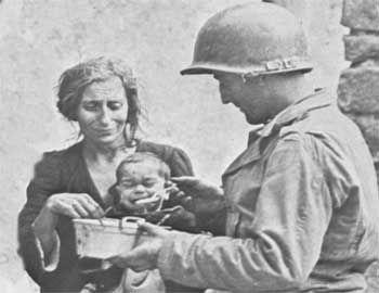 Napoli seconda guerra mondiale..gli americani!