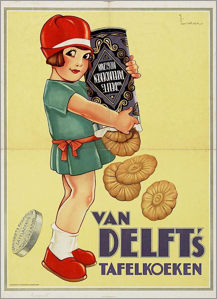 Van Delft's tafelkoeken, THESE BISCUIT COOKIES ARE SOOOOO GOOD !!♡