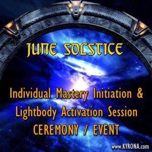 June Solstice 2015
