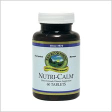 Natures Sunshine | Products. Nutri Calm help control stress.