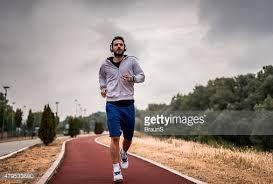 Image result for man jogging