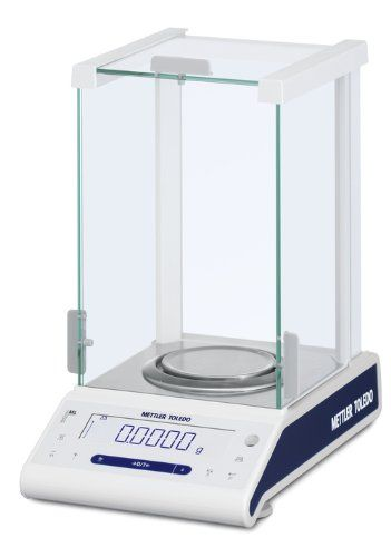 Download Mettler Toledo Scale Software on www.BillProduction.com ... Mettler Toledo NewClassic Analytical Balance, with Strain Gauge Weighing Technology, 0.22kg Capacity, 0.0001g Readability