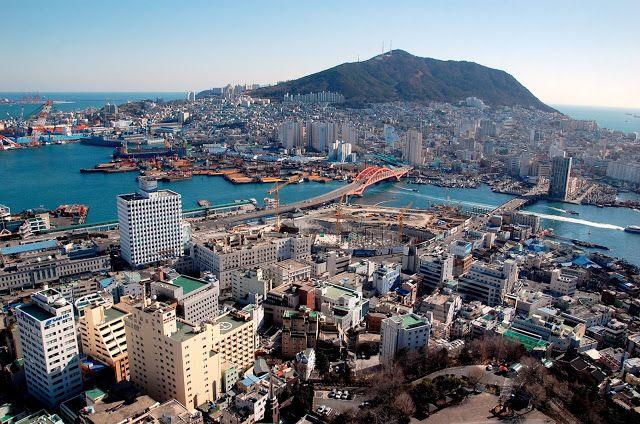 Busan, South Korea - Travel Guide