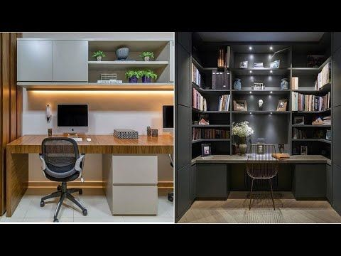 Modern Home Office Design Home Interior Decoration Ideas 2019 Youtube Modern Home Offices Home Office Design Modern Home Office