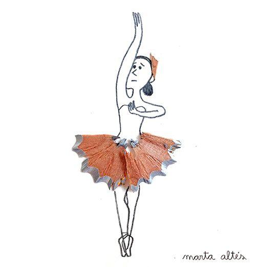 Marta Altes Taille Crayon Creatif 2