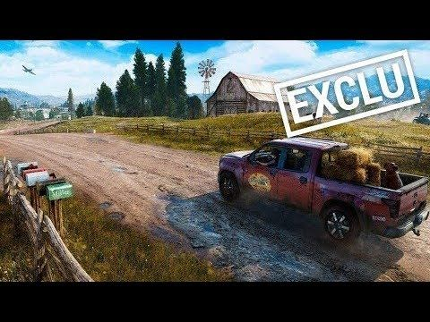 farcry5gamer.comFar Cry 5 : Comment recréer un Montana virtuel ? Far Cry 5 sortira le 27 février prochain sur PC, PlayStation 4 et Xbox One. Notre équipe a récemment fait un saut de l'autre côté de l'atlantique, plus précisement du côté de chez Ubisoft Montreal et les équipes de développement de Far Cry 5. Cette rencontre nous a permis dehttp://farcry5gamer.com/far-cry-5-comment-recreer-un-montana-virtuel/