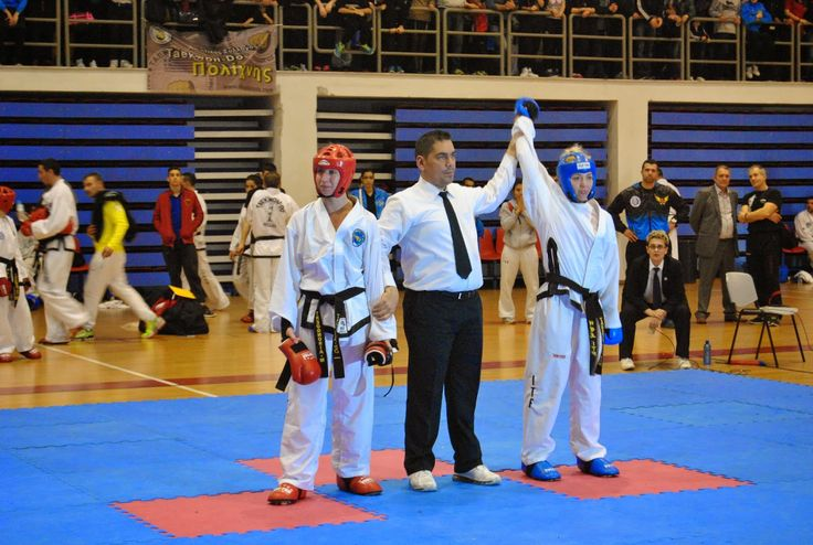 taekwondo greece group: Πανελλήνιο itf Γυναικών