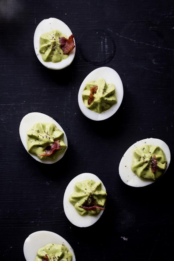how to cook perfect hard boiled eggs for deviled eggs