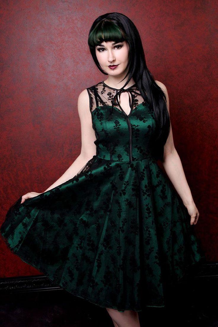 2052 best Glamour Goth images on Pinterest | Dark beauty, Formal ...