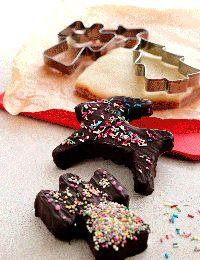 Marcipan-konfekt til børn