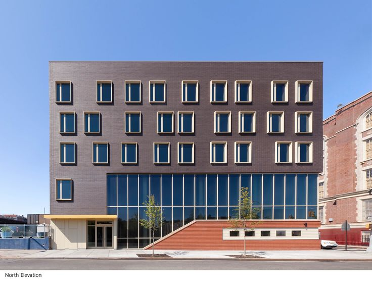 1000 images about modern brick buildings on pinterest for Modern design building services