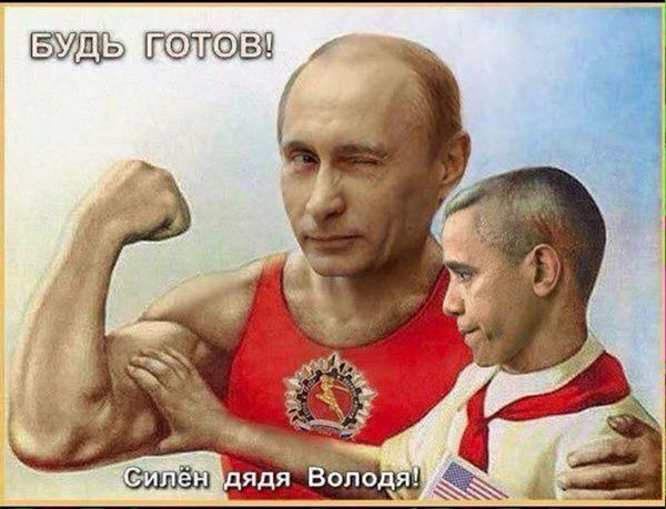 This cartoon of Putin and Obama is quickly going viral—and it tells an embarrassing tale for America. While Russia is doing everything they can to defeat ISIS, Obama is still…