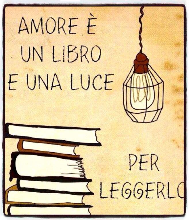 Amore è un libro