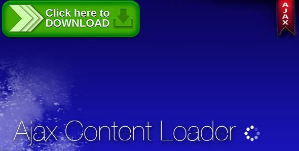 [ThemeForest]Free nulled download Simple Content Loader from http://zippyfile.download/f.php?id=53534 Tags: ecommerce, ajax, ajaxloader, content loader, iframe, interface, jquery, jquery ajax, loader, loading, preloading