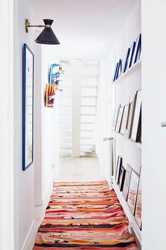 10 ideas about narrow hallways on pinterest narrow - Como decorar un pasillo estrecho ...