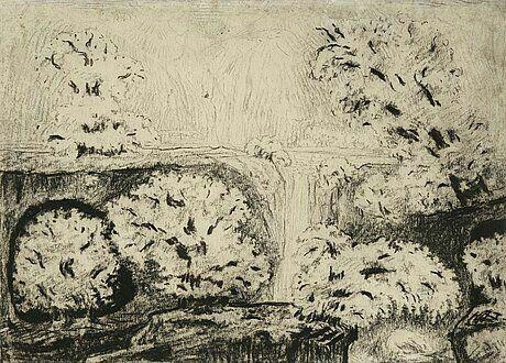 Carl Fredrik Hill(1849ー1911)