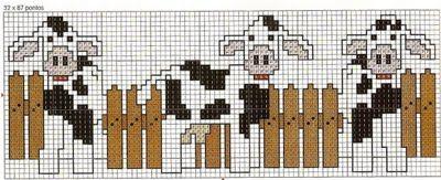 Mundo da Jake: Vacas - Ponto Cruz - Parte 7