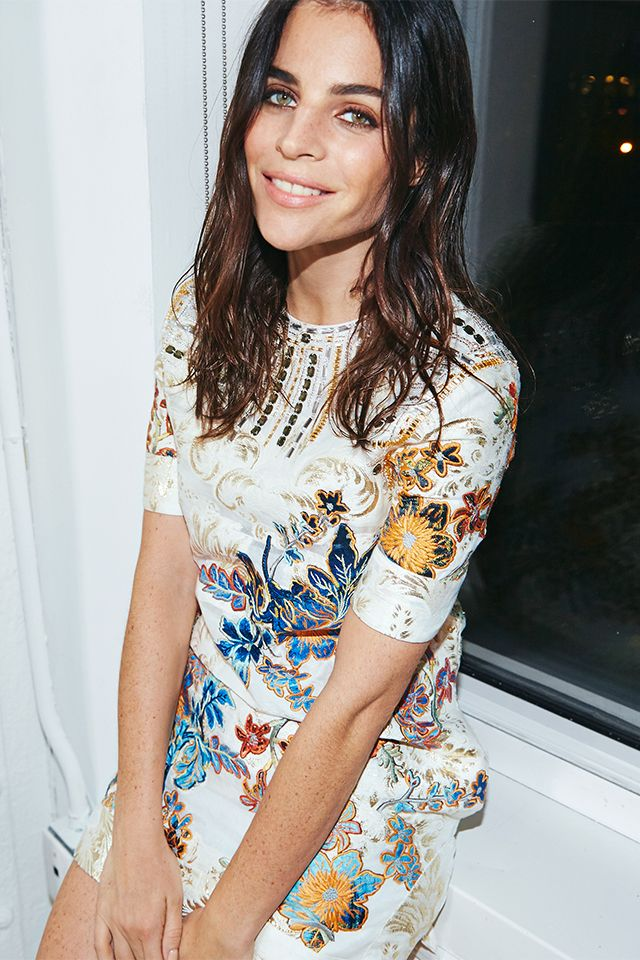 Julia Restoin Roitfeld on Making Sustainable Choices. | Read more at H&M Life