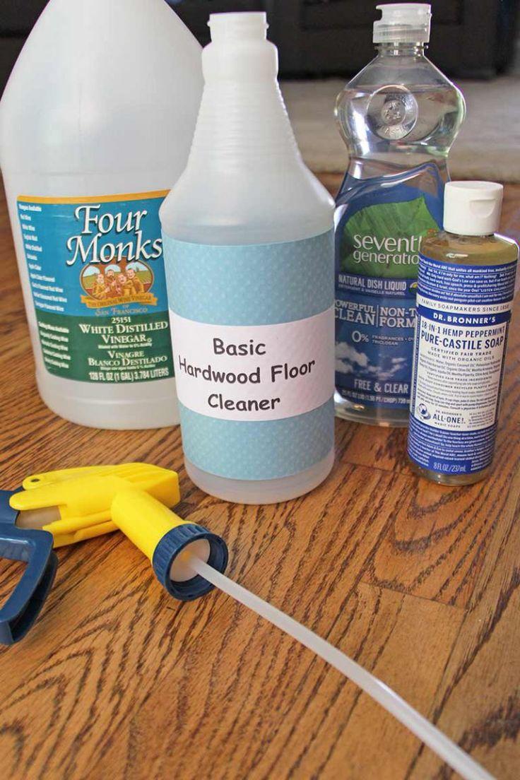 All natural homemade hardwood floor cleaners hardwood