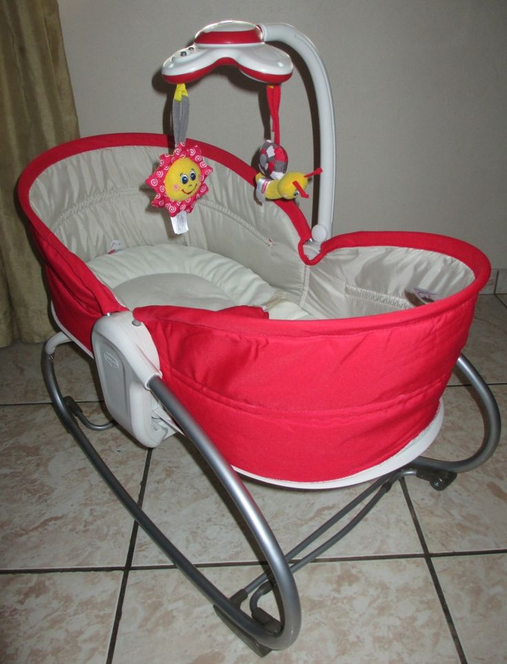 Tiny Love 3-in-1 Rocker Napper Review & Giveaway