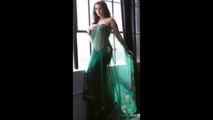 Sunny Leion in Saree