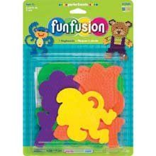 Funfusion Perler Beads Pegboard Set L...