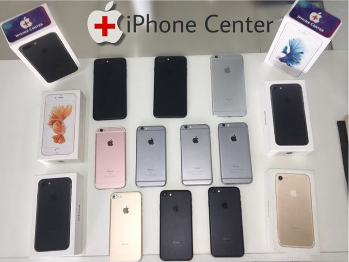 ‼️😱 SEMINUEVOS 😱‼️          iPhone Center !!  Ven y renueva tu celular 😎 Puedes dejar tu celular en  parte de pago📲📱😌  IPhone 6 negro 16gb................320$ iPhone 6 Silver 64gb................450$  iPhone 6s negro 64gb.............480$  IPhone 6s Plus Negro 16gb.......550$ iPhone 6s Plus Silver 128gb......650$  iPhone 7 rosado 128gb...............700$ iPhone 7 dorado 128gb...............650$ iphone 7 negro mate 256gb........780$  NUEVOS  ✔️  iPhone 8 iPhone 8 Plus ◾️64gb ◾️256gb…